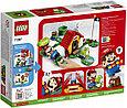 71367 Lego Super Mario Дом Марио и Йоши. Дополнительный набор, Лего Супер Марио, фото 2