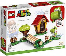 71367 Lego Super Mario Дом Марио и Йоши. Дополнительный набор, Лего Супер Марио
