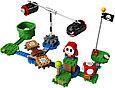 71366 Lego Super Mario Огневой налёт Билла-банзай. Дополнительный набор, Лего Супер Марио, фото 4