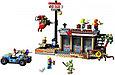 70422 Lego Hidden Side Нападение на закусочную, Лего Хидден Сайд, фото 3