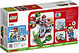 71364 Lego Super Mario Неприятности в крепости Вомпа. Дополнительный набор, Лего Супер Марио, фото 2