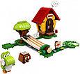 71367 Lego Super Mario Дом Марио и Йоши. Дополнительный набор, Лего Супер Марио, фото 5