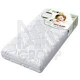 BOOM BABY Матрац детский беспружинный «Maxi Sleep», 160х80х12 стеганый трикотаж белый 160х80-maxi-S/ст, фото 2