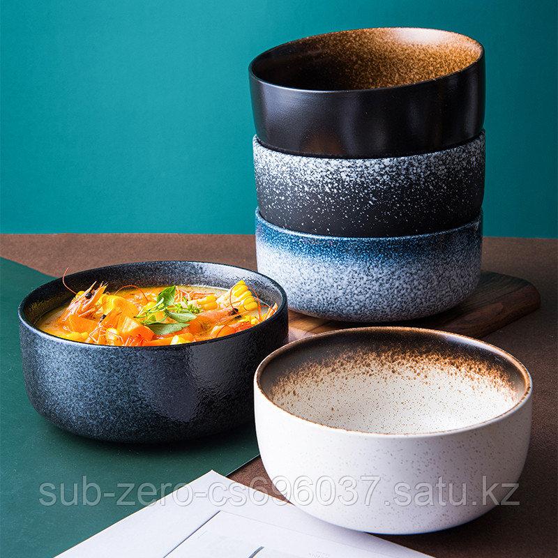 Большие супницы из серии «Stone bowl»