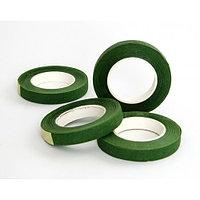 Тейп - лента зеленая 27,3 м*1,2 см