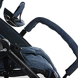 PITUSO Коляска детская TOLEDO (прогулочная), S1/Jeans, фото 9