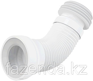 Гофра для унитаза D110мм, L200- 450 мм