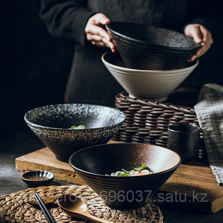 Керамические супницы в японском стиле