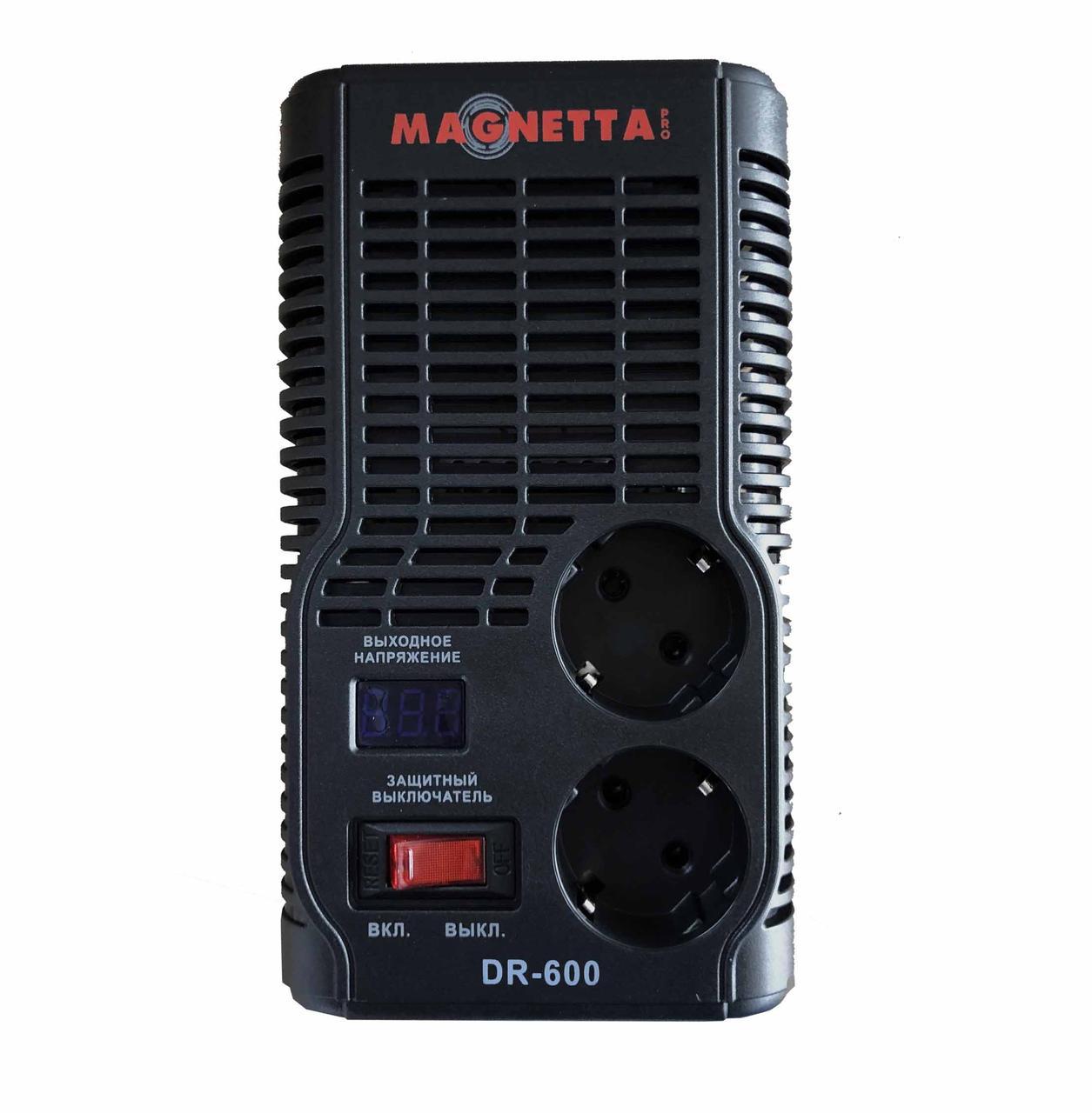 Стабилизатор напряжения Magnetta DR-600