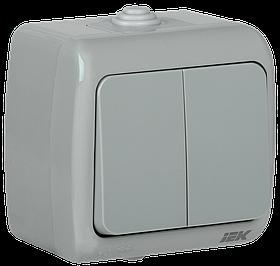 Выключатель ВС-20-2-0-A 2 кл. откр. уст. 10А IP54 AQUATIC ИЭК