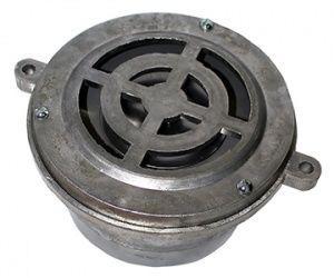 Сирена сигнальная СС-1 УХЛ1, силумин, 220В AC, IP21