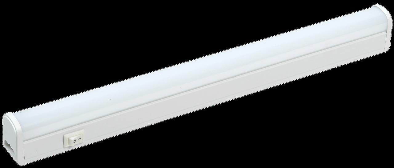 Светильник светодиодный ДБО 3001 4Вт 4000К IP20 311мм пластик ИЭК