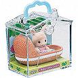 Sylvanian Families Набор «Игрушка младенец в пластиковом сундучке», фото 3
