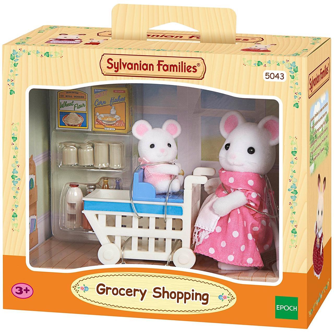Sylvanian Families Набор Покупки в бакалее