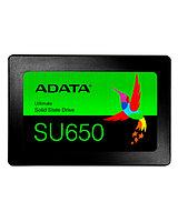 SSD-диск ADATA ASU650S (120GB, SATA, 2.5) (ASU650SS-120GT-R)