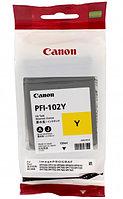 Картридж Canon PFI-102Y (0898B001)