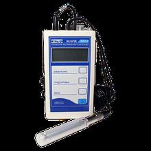 Анализатор растворенного кислорода МАРК-302Э, портатативный для поверхностных и сточных вод