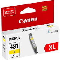 Картридж Canon CLI-481 XL Y (2046C001)