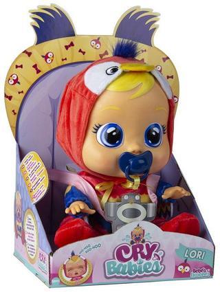 Кукла плачущий младенец CRYBABIES Lori