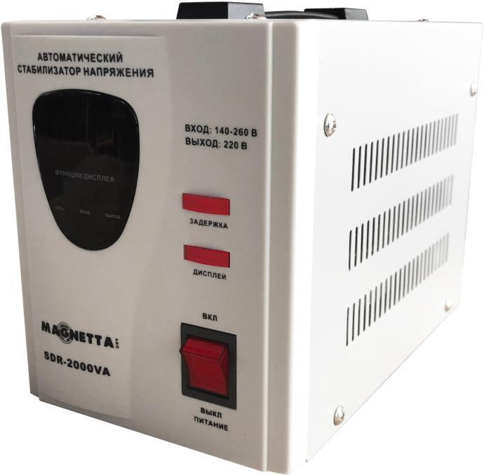 Стабилизатор напряжения Magnetta SDR-2000VA