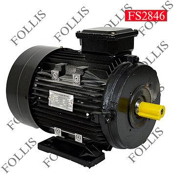 Электродивигатель для мойка 380 5,5кв 1450R.P.M