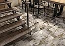 Керамогранит 20х60 - Шеббивуд (Shabbywood) темно-серый, фото 3