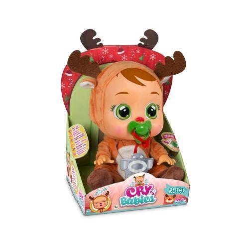 Кукла плачущий младенец CRYBABIES Ruthy