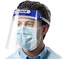 Защитная маска с экраном