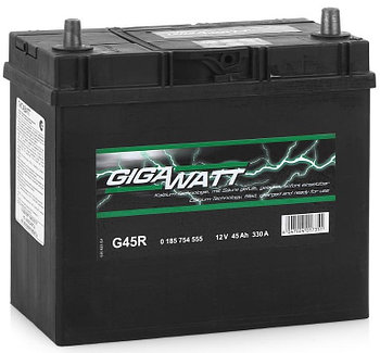 Аккумуляторная батарея GIGAWATT 45 Ah 545 155 033