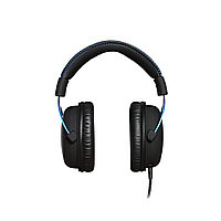 Наушники HyperX Cloud Gaming Headset - Blue for PS4 HX-HSCLS-BL/EM