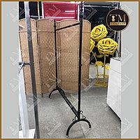Вешалка стойка (вешало) для одежды одноярусное напольное