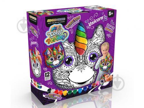Набор креативного творчества  «My Color Pet-Bag-Единорог» (6)