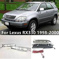 Дневные ходовые огни на Lexus RX 1998-2003
