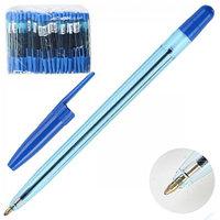 Ручка шариковая Стамм ОФ999 синяя