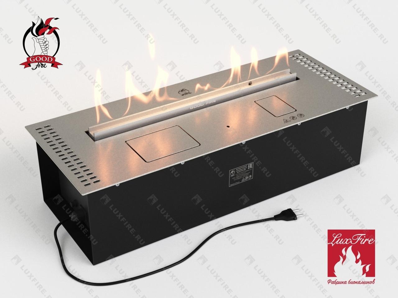 Автоматический биокамин Good Fire 700 INOX