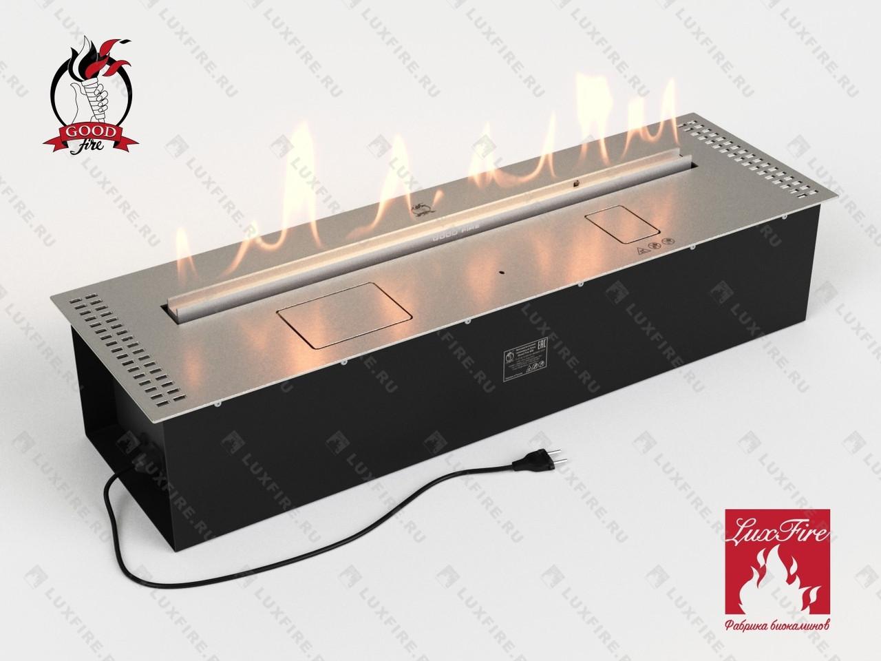 Автоматический биокамин Good Fire 900 INOX