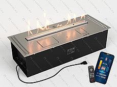 Автоматический биокамин Good Fire 700 RC INOX, фото 2