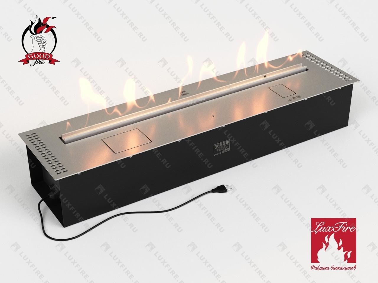Автоматический биокамин Good Fire 1100 INOX