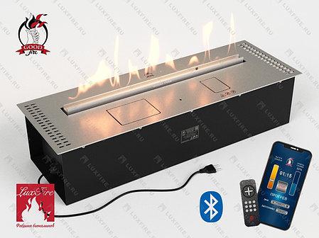 Автоматический биокамин Good Fire 800 RC INOX, фото 2