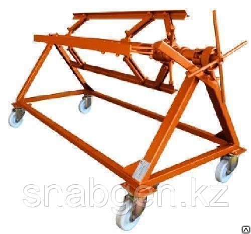 Самоцентрирующийся разматыватель рулонного металла Stalex РМ2С-1250