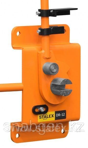 Станок для гибки арматуры ручной STALEX DR-12