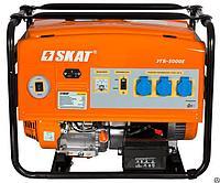 Генератор бензиновый Skat УГБ-5000Е-AUTO