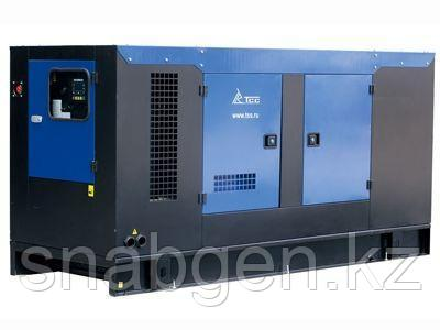 Дизельный генератор ТСС АД-40С-Т400-1РКМ11 в шумозащитном кожухе