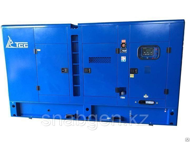 Генератор дизельный ТСС АД-105С-Т400-1РКМ11 в шумозащитном кожухе