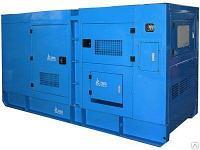 Дизельный генератор ТСС АД-120С-Т400-2РКМ19 с АВР в шумозащитном кожухе