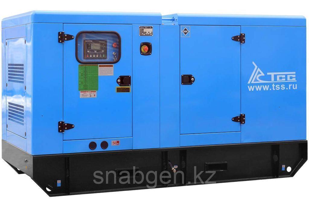 Дизельный генератор ТСС АД-150С-Т400-2РКМ11 с АВР в шумозащитном кожухе