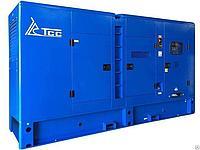 Дизельный генератор ТСС АД-200С-Т400-2РКМ11 с АВР в шумозащитном кожухе