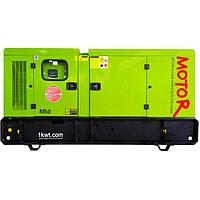 Дизельный генератор 60 кВт в евро кожухе MOTOR