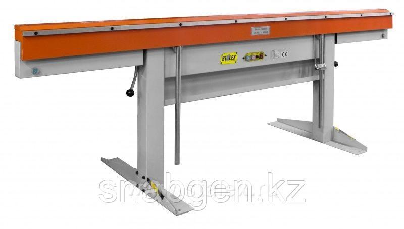 Станок листогибочный электромагнитный Stalex EB 2500х1,6