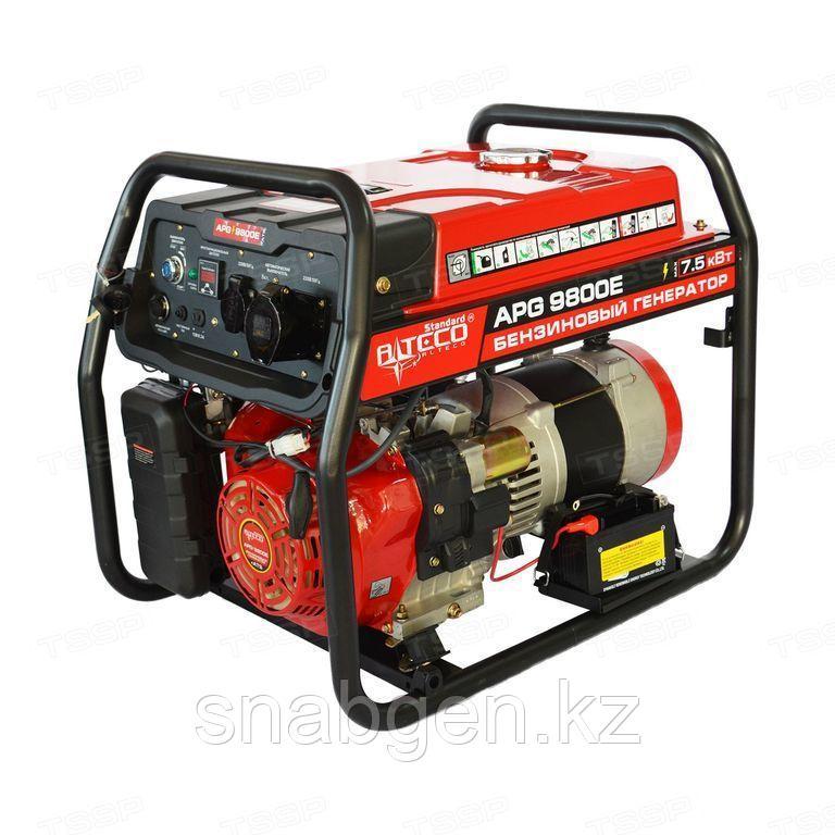 Бензиновый генератор ALTECO APG 9800E + ATS (N)